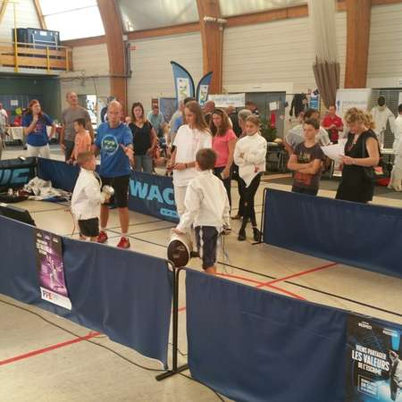 Photos du forum des associations 2018